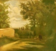 Student Work: Copy of Corot landscape, 2000